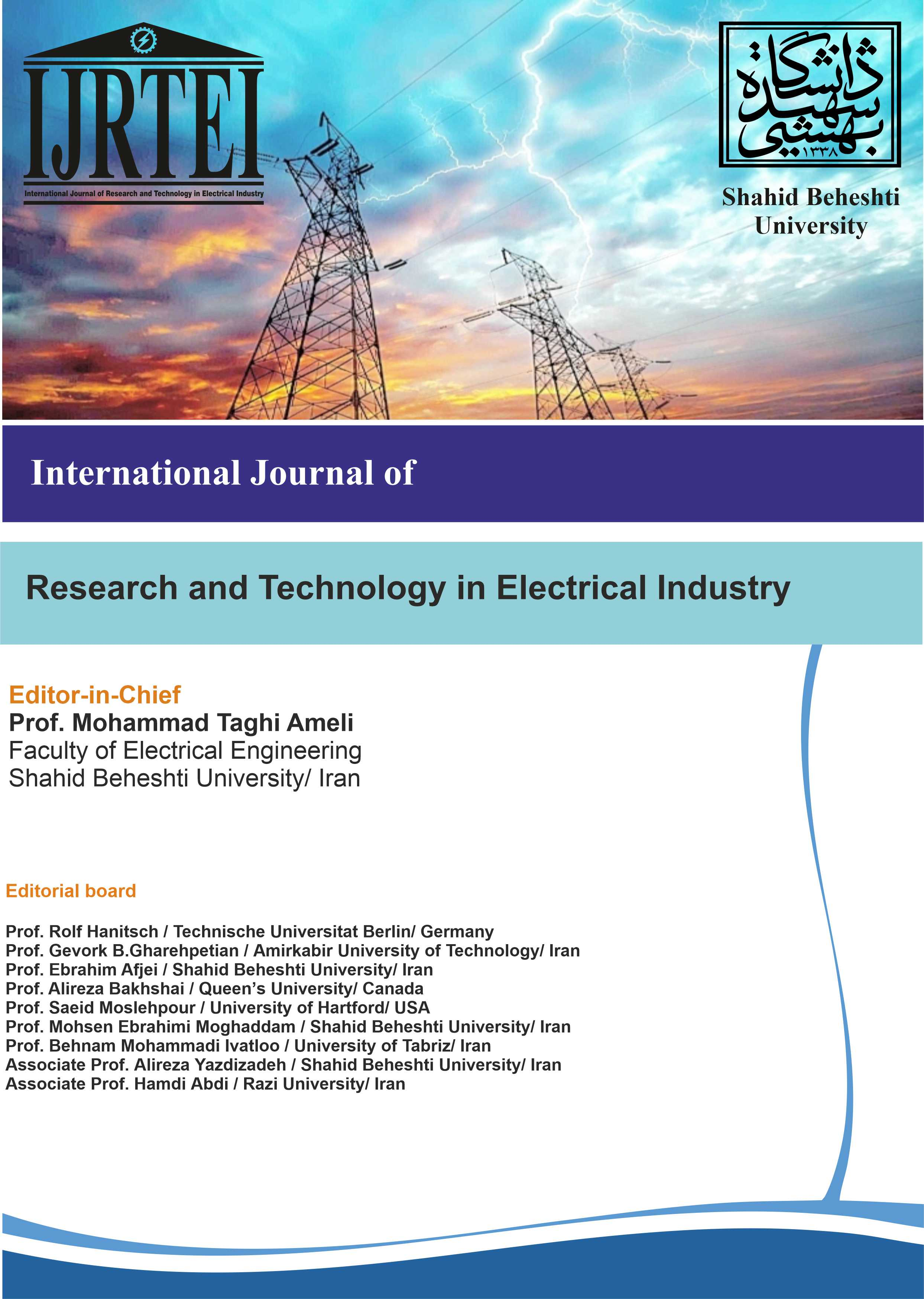 Research and Technology in the Electrical Industry